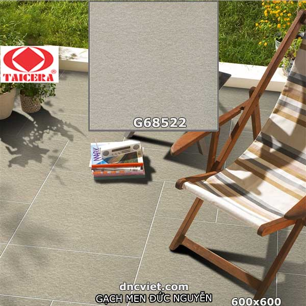 gạch lát sàn nhà cao cấp taicera g68522