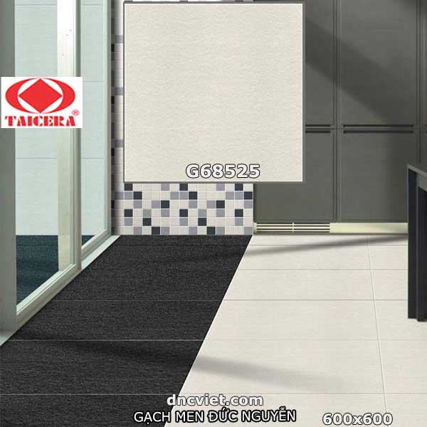 gạch lát sàn nhà cao cấp taicera g68525