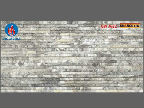 gạch ốp tường giả đá