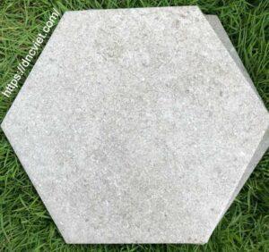 gạch lục giác lát nền