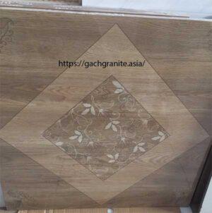 Gạch gỗ hoa văn tân cổ điển