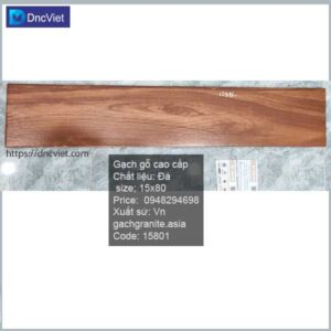gạch gỗ 15x80 15801
