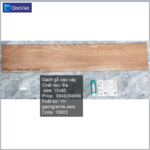 gạch gỗ 15x80 15803