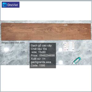 gạch gỗ 15x80 1586