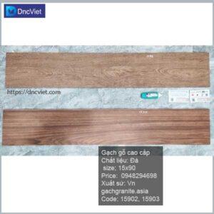 gạch gỗ 15x90 15902