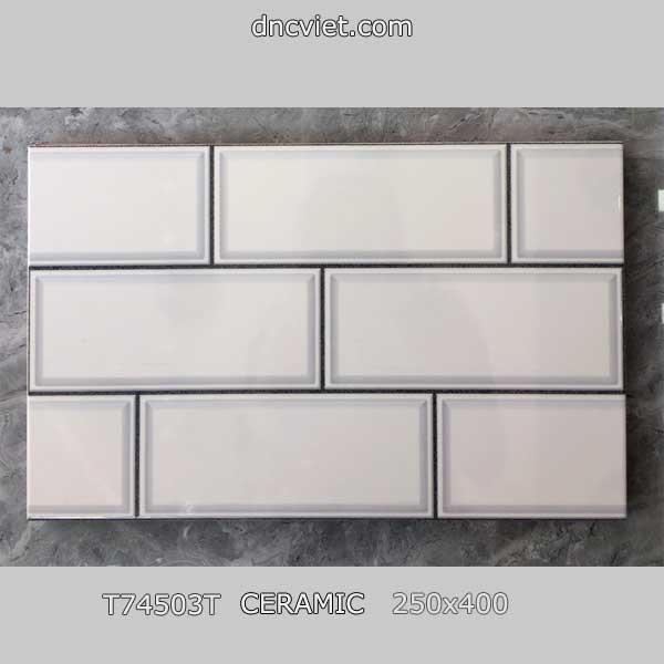 gạch ốp tường trang trí giá rẻ T74503T