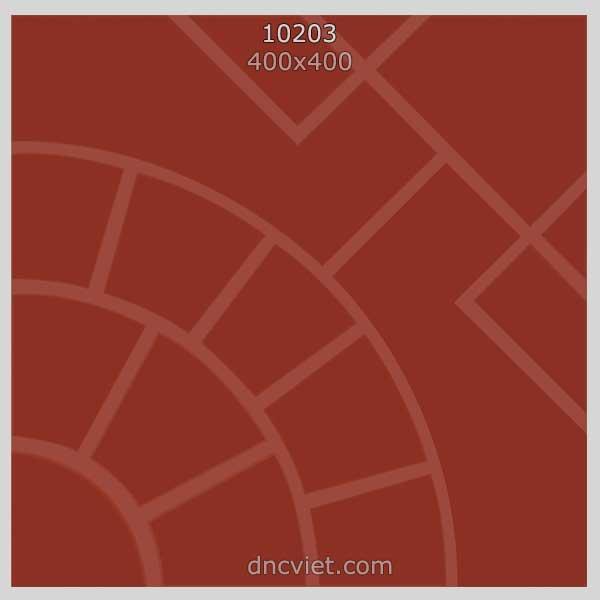 Gạch đỏ cotto 40x40 prime 10203
