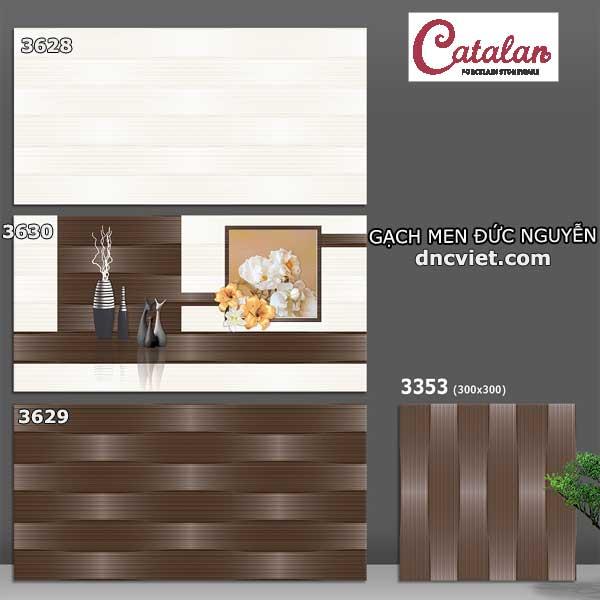 bộ gạch ốp tường 30x60 catalan 3628
