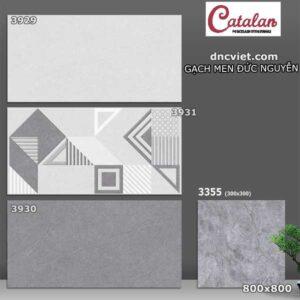 Bộ gạch ốp tường 30x60 catalan 3929