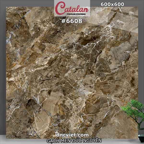 gạch lát nền catalan 60x60 mã số 6608