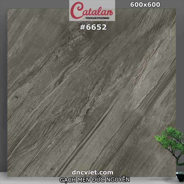 gạch lát nền 60x60 catalan 6652