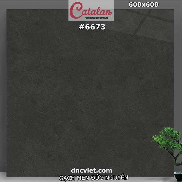 gạch lát nền 60x60 catalan 6673