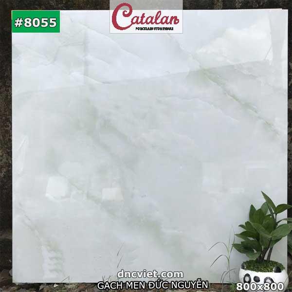 gạch vân đá marble 80x80 catalan 8055