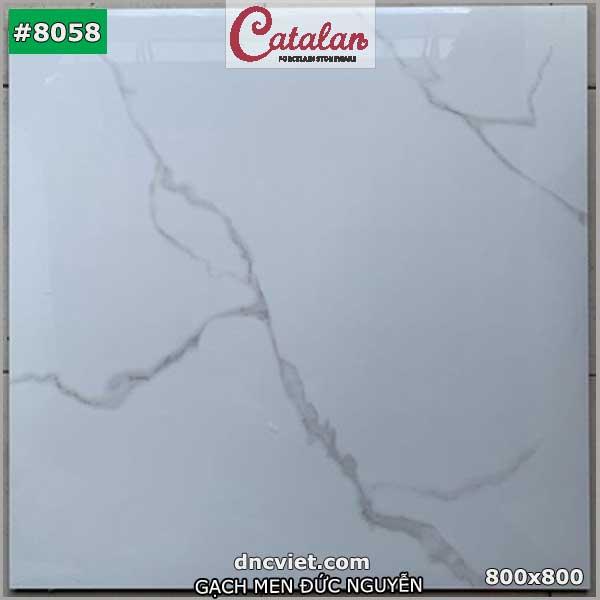 gạch lát nền 80x80 catalan 8058