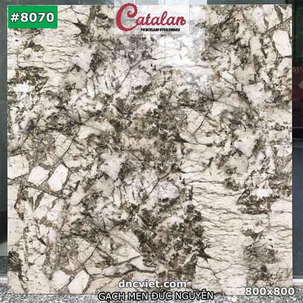 gạch vân đá 80x80 catalan 8070