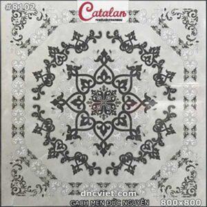Gạch thảm 80x80 catalan 8102