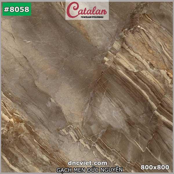 gạch lát nền 80x80 vân đá catalan 8799