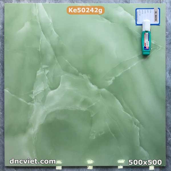gạch lát nền 50x50 xanh ngọc