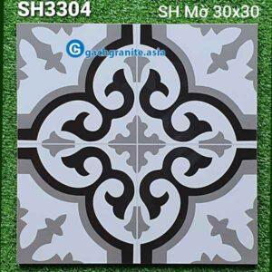 Gạch bông cổ điển 300x300 sh3304