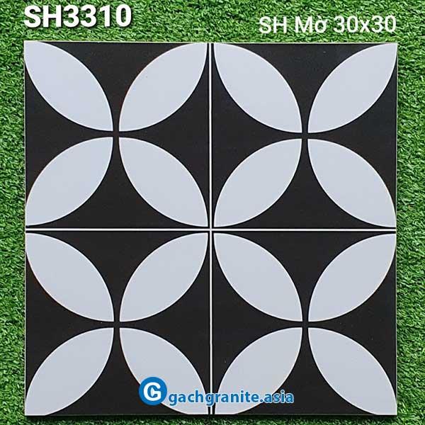 3310 30x30 sh Gạch bông cổ điển 300x300 sh3304