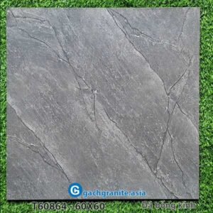gạch lát nền vân đá xám 60x60 T60864