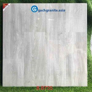 gạch giả gỗ màu sáng prime 8735