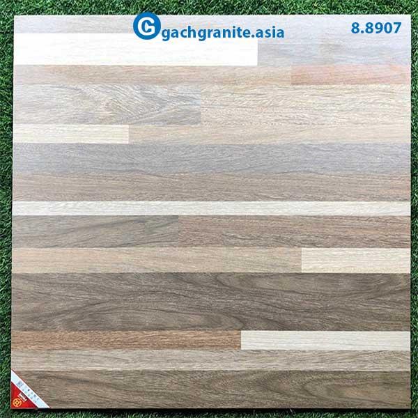 gạch nhám vân gỗ 800x800 prime 8907